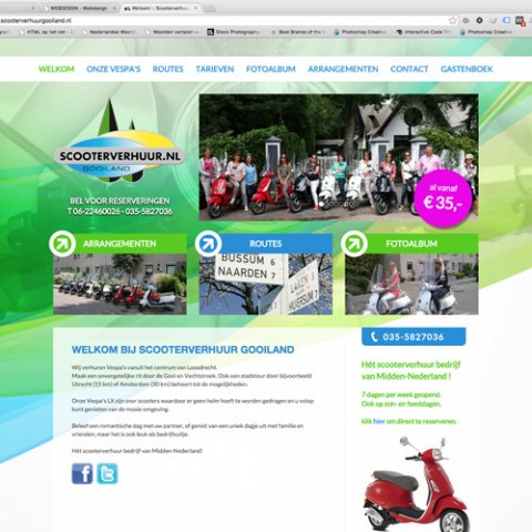 Webdesign & CMS door Scriptus Design